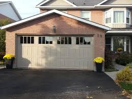 sudbury garage door service doortech sudbury 3 section high custom garage door