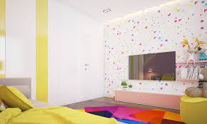 Kids Room Design For Two Kids Two Homes With Colorful Kids Rooms Included