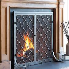 cheery your fireplace choose right fireplace screen for choose