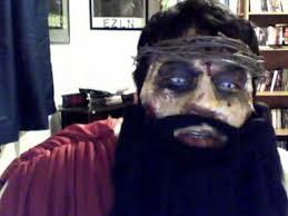 Jesus Costume My Zombie Jesus Costume For 2010 Youtube