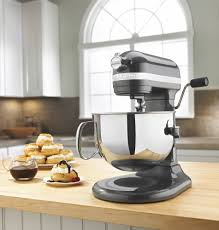 Kitchen Aid Colors by Kitchenaid 6 Quart Stand Mixer And Accessories Variety Of Colors