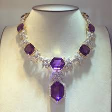 amethyst jewelry necklace images Amethyst jewelry star and muchael jpg