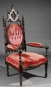 Victorian Upholstered Chair 5 Revival Furniture Styles Popular In The Victorian Era