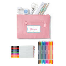 personalised writing paper sets stuck on you offer personalized stationery to keep it fun school kit features