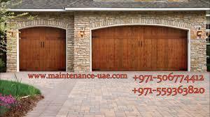 garage doors dubai garage doors repair sharjah