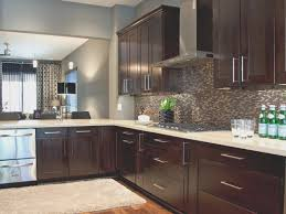 kitchen black lacquer kitchen cabinets decor modern on cool