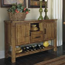 interior rustic dining room sideboard intended for beautiful