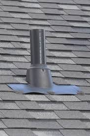 wrong roof vent for bathroom exhaust roofing siding diy home
