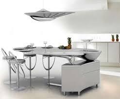 futuristic kitchen chandeliers the ufo like oniris has a motion