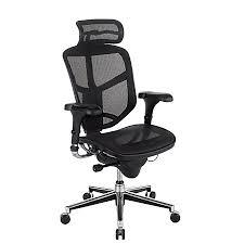 Ergonomic Mesh Office Chair Design Ideas Well Suited Ideas Headrest For Office Chair Creative Design