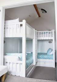 Build Twin Bunk Beds best 25 corner bunk beds ideas on pinterest bunk rooms cabin