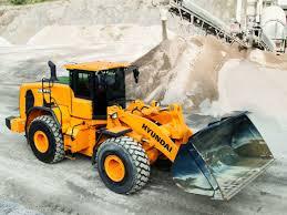 hl975 wheel loader