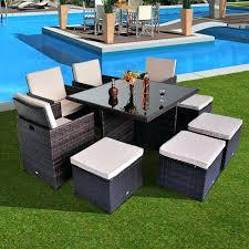 Patio Furniture Cushion Covers Outsunny Patio Furniture Followfirefish