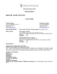 sample resume headings free sample resume headings product