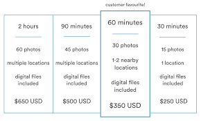 photographer prices pricing hire a vacation photographer with flytographer