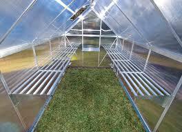 Palram Hybrid Greenhouse Amazon Com Palram Heavy Duty Shelf Kit Greenhouse Parts And