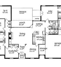 Bedroom House Plans Simple  Bedroom House Plans  Bedroom Home - 5 bedroom house floor plans