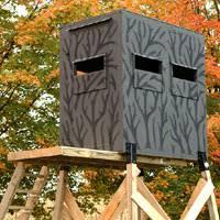 Deer Blind Elevators Shadow Hunter Hunting Blinds Remodeling News Eshowroom