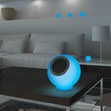 Living Room Bluetooth Speakers Eluma Lights Wireless Speaker System At Brookstone U2014buy Now