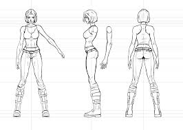 how to draw female anatomy online drawing lessons