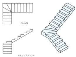 L Shaped Stairs Design Piano Moving Services Estimates In San Francisco Golden Gate Moving