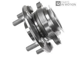 nissan dualis accessories nz wheel bearing kit fits nissan qashqai j10 jj10 1 5d front left or