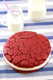 giant single serving oreo cookies chocolate red velvet