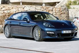 porsche hatchback black 2013 porsche panamera gts w video autoblog