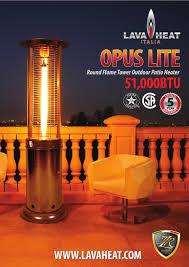 Lava Heat 2g by Opus Lite Manual By Lava Heat Italia Issuu