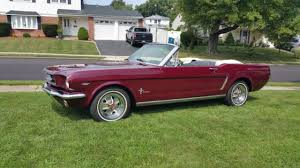 1965 mustang 289 horsepower 1965 mustang convertible a code 289 4 barrel 225hp 4 speed