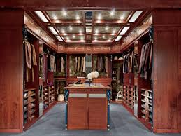 modern wardrobe and walk in closet design trends