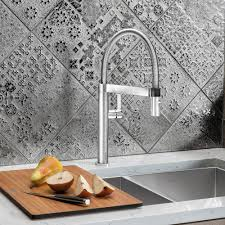 choosing a kitchen faucet the benefits of a pre rinse kitchen faucet design necessities