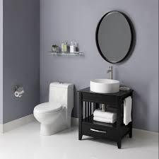 Bathroom Vanity Small Space by Black Bathroom Vanity Home Design Ideas