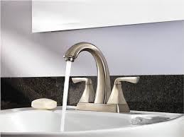 designer bathroom fixtures simple and modern stainless steel the center set bathroom faucets