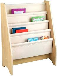 Fabric Sling Bookshelf Bookcase Bookcases For Sale Sling Bookshelf With Storage Bins Uk