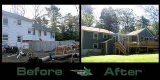 before and after home addition
