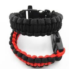 cord bracelet kit images 2017 camping hiking survival parachute cord bracelet for men women jpg