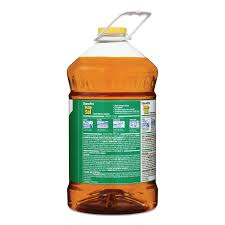 can i use pine sol to clean wood cabinets multi surface cleaner disinfectant pine 144oz bottle