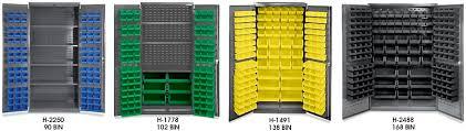 cabinet bin cabinets in stock uline