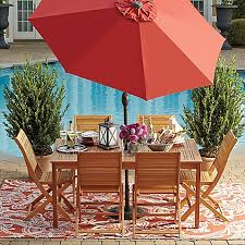 Wooden Outdoor Patio Furniture by Westerly Acacia Wood Outdoor Patio Collection Bed Bath U0026 Beyond