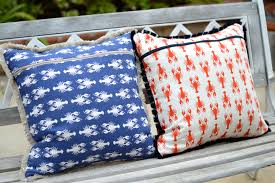 Pillow Designs by Riley Blake Designs Lobster Pillows