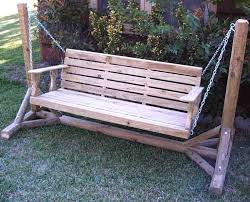Wooden Garden Swing Seat Plans by Best 25 Front Porch Swings Ideas On Pinterest Porch Swing