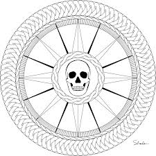 don u0027t eat the paste a pirate compass rose to color coloring