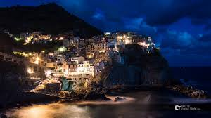 Manarola Italy Map by Manarola Main Street