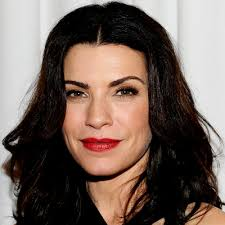 julianna margulies haircut celebrity red lips of the year 2010