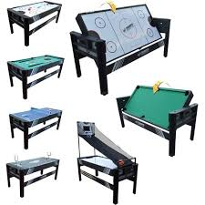 Academy Pool Table by Triumph Sports Usa 5 In 1 6 U0027 Rotating Game Table Academy Things