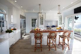 white beach house kitchen home design and decor reviews homes