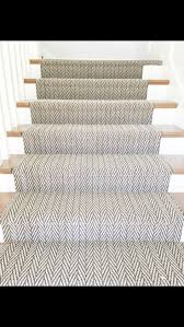 Silver Stair Rods by Best 20 Carpet Runner Ideas On Pinterest Hallway Carpet Runners