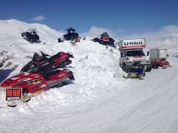 snow machine rental snowmobile rentals alaska backcountry access guides and