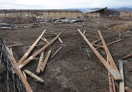 Pole Barns Colorado Springs Fierce Colorado Springs Windstorm Leaves Trail Of Damage Gusts